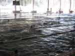 Un bazin si 250 de copii (antrenament) II