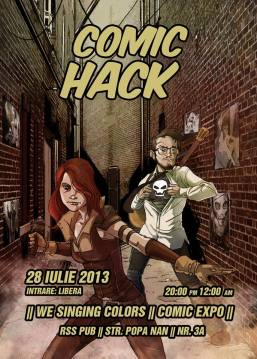 comic hack